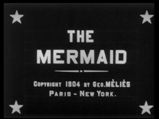 The mermaid movie title