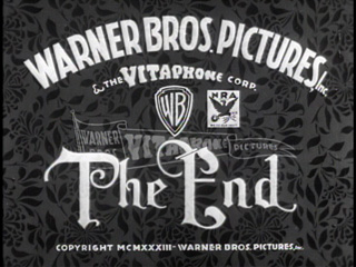 The house on 56th street The end title