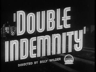 Double indemnity trailer title