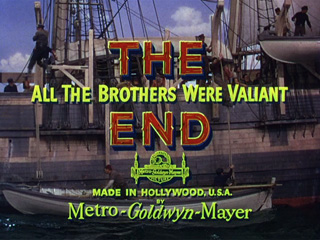All the brothers were valiant movie title
