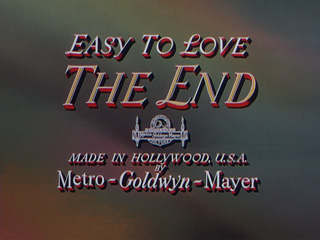 Easy to love movie title