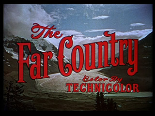 The far country movie title