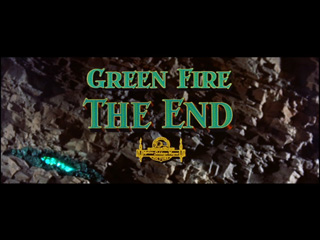 Green fire movie title