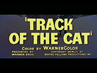 Track of the cat trailer title