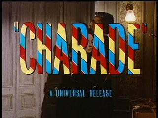 Charade trailer title