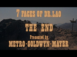 7 faces of Dr Lao movie title