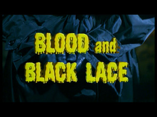 Blood and black lace trailer title