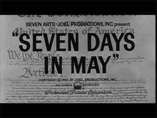 Seven days in may trailer title