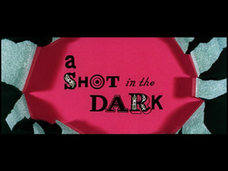 image: A shot in the dark trailer title
