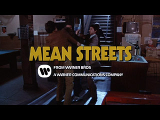 Mean streets movie trailer title