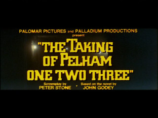 The taking of Pelham one two three trailer title
